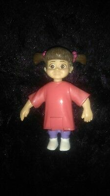 Boo from monsters Inc figure