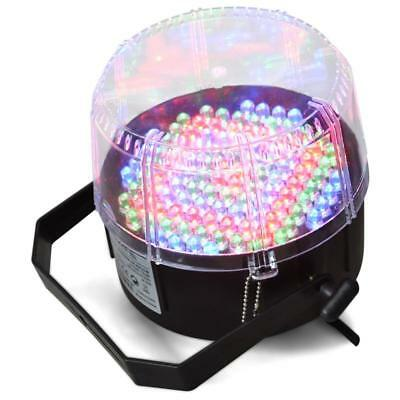 Dj Pa Strobe Light Effect Disco Karaoke Party 112 Led *free P&p Special Offer