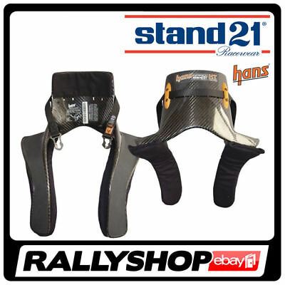 HANS FIA Device Stand21 HI TEC, FREE DELIVERY WORLDWIDE S Size, 25 degrees