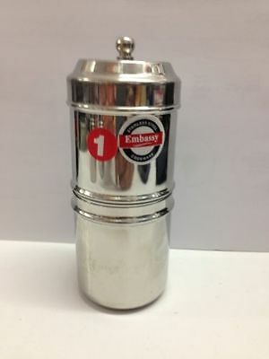 Stainless Steel South Indian Filter Coffee Drip maker 1(small)