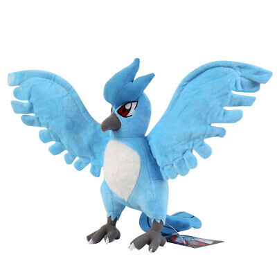 Pokemon Center Articuno 9 inch Plush Doll Soft Stuffed Toy Figure Xmas Gift US