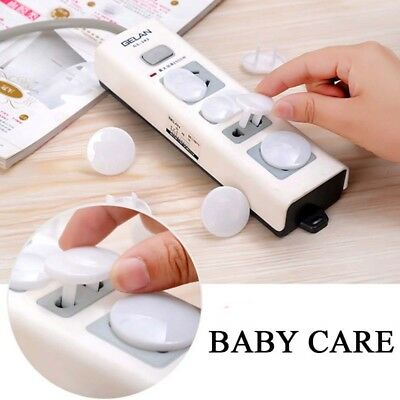 20PCs New Safety Children Baby Electric Outlet Power Socket Plug Protector Cover