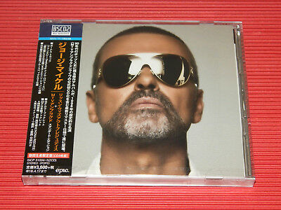 2017 JAPAN BLU-SPEC CD GEORGE MICHAEL Listen Without Prejudice MTV Unplugged