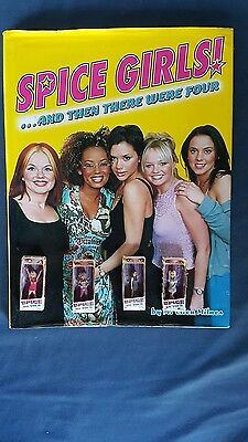 spice girls collectable set