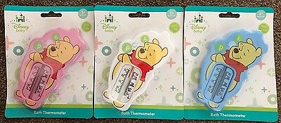Winnie The Pooh Baby Bath Thermometer