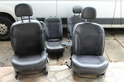 Renault Megane Scenic Leather Seats YR 00