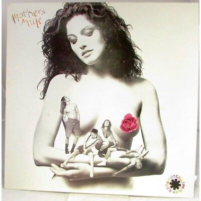 The Red Hot Chili Peppers Mothers Milk Original 1989 Vinyl LP