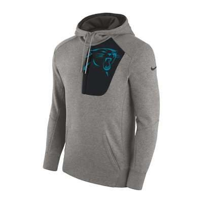 Nike NFL Carolina Panthers Fly Fleece CD PO Hoodie