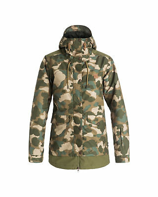 NEW DC Shoes™ Womens Riji 10K Snow Jacket DCSHOES