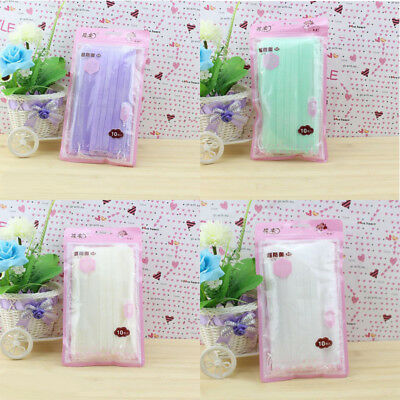 New 10Pcs Disposable Dental Medical Surgical Dust Ear Loop Mouth Face Mask