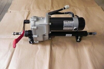 TGA Mystere Mobility Scooter Motor Gearbox Axle COMPLETE assembly