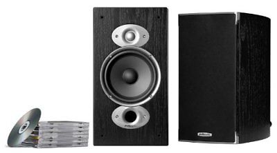 Polk Audio am3375-c Libreria Altoparlante Nero