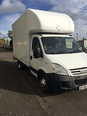 Iveco Daily 35c Turbo Diesel LWB Luton Box Van  Reg Dec 2006