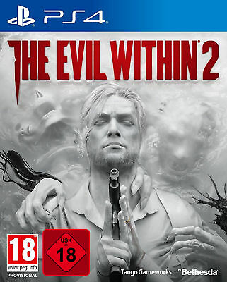 "The Evil Within 2 inkl. Last Chance DLC Pack - [PS4] ""NEU & OVP"""