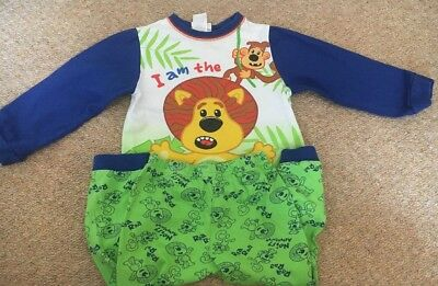 Raa Raa the noisy lion pjs - 18-24 months
