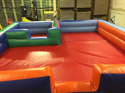 12 X 12 Soft Play Surround. 3 X 3 (inside Measurement) Ball pool in one corner