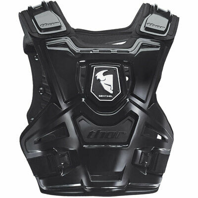 Thor Sentinel Youth Chest Protector MX ATV Motocross Offroad Roost Guard