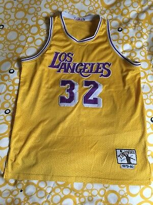 LA Lakers Basketball Jersey XL