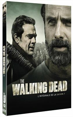 The Walking Dead Saison 7 Integrale  Dvd Neuf Sous Cellophane