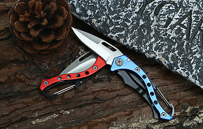 Mini Folding Knife Coltellino tascabile portachiave