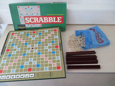 Altes Scrabble Spear-Spiel