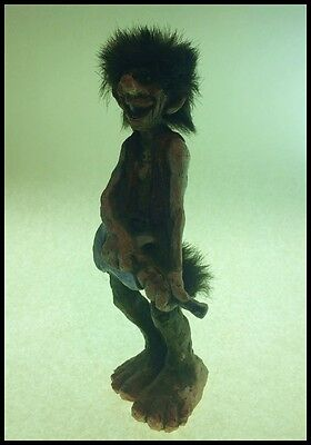 NyForm Troll 305 Original Collectors Club,Norvegia, RARO, CHITARRISTA, 20 CM