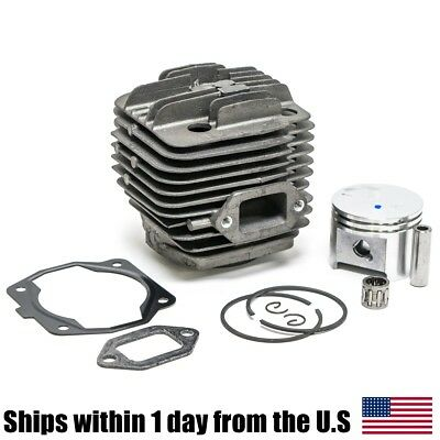 49MM Nikasil Cylinder Piston Kit with Gaskets for Stihl TS400 Saws 4223 020 1200