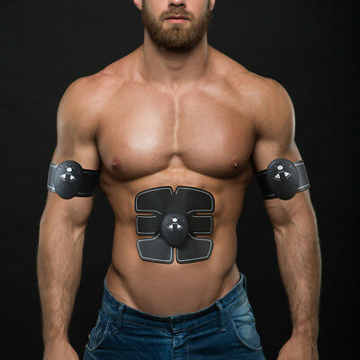 Ultimate ABS Stimulator Monavy Style Full Boy Abdominal Muscle Exerciser