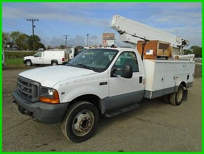 1999 Ford F-450 XL Regular Cab Bucket Truck Used