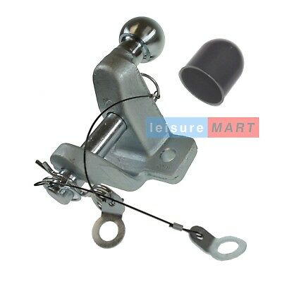 Universal ball and pin tow hitch coupling towball e approved 3500kg Towing jaw