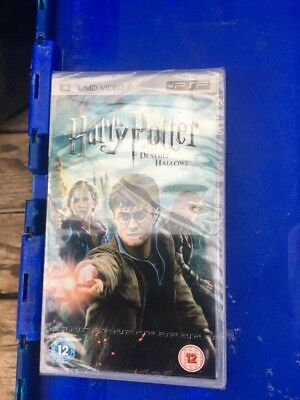 Harry Potter and the Deathly Hallows Part 2 Sony PSP UMD