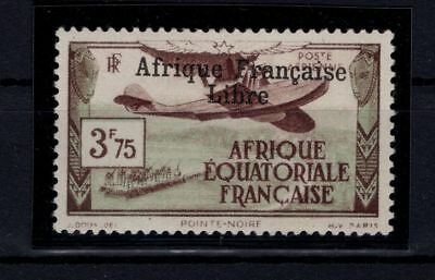 P36558/ Aef French Equatorial Africa – Sg # 157 Neuf * / Mint Mh 385 €