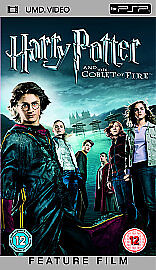 Harry Potter Goblet of Fire (New & Sealed)(Sony PSP UMD Video) Free Postage
