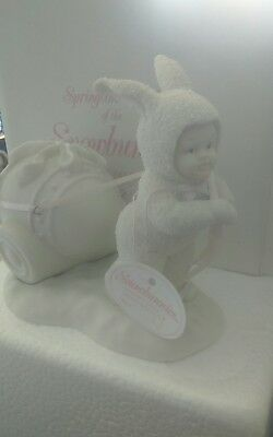 snowbabies figurines -easter delivery