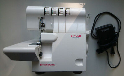 Singer 14SH654 Mechanical Sewing Machine Overlock Ultralock Serger