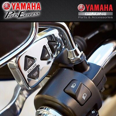New Yamaha V Star 1300 Deluxe Audio System  Dual Speaker 2Ca-H81C0-S0-00