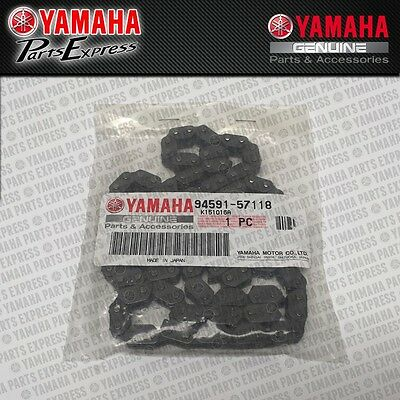 New 2008 - 2016 Genuine Yamaha Wr250R Wr 250 R Cam Timing Chain 94591-57118-00