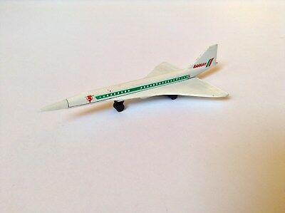 Tupolev TU-144 Mukpo (Matchbox Skybusters Style) Die Cast Flugzeug Airplane