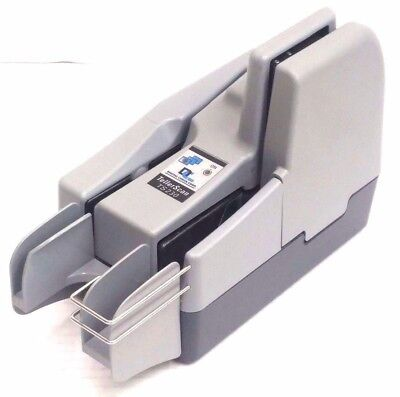 DIgital Check Corp TellerScan 230 65 DPM 148000-02 Check Scanner No AC Adapter