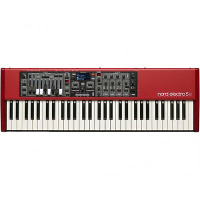 NORD Electro 5D SW61 stage piano 61 tasti
