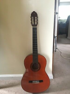 Valencia classical guitar/ full size/ case included