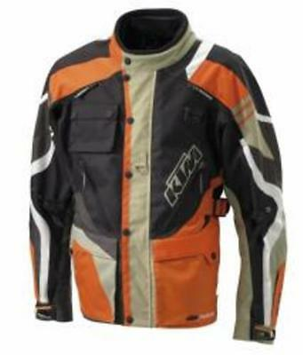 Ktm Rally Jacket Off-Road Adventure Waterproof Size Small $179.99 Free Shipping!