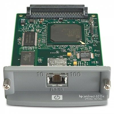 HP Jet Direct 620N J7934A jet direct Card