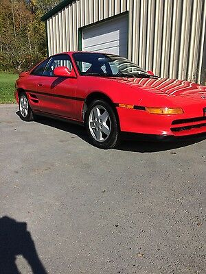 1993 Toyota MR2  1993 Toyota MR2 Super original, 65,000 miles
