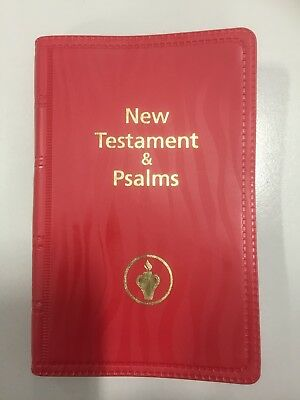 New Testament And Psalms Brand New And Unused