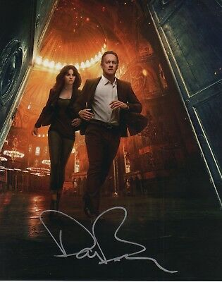 "Dan Brown ""Illuminati"" Autogramm signed 20x25 cm Bild"