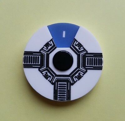Official FFG Armada Turn Dial Star Wars Miniatures Game Promo Mint