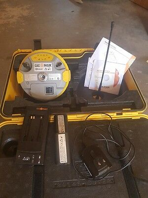 GPS DATA COLLECTION KIT **GeoMax Rover Zenith 25 **&**Mesa Tablet Data Collector