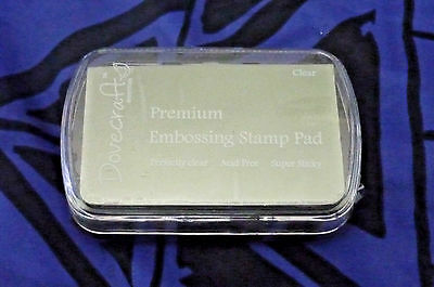Dovecraft Embossing Stamp Pad - Acid Free & Super Sticky