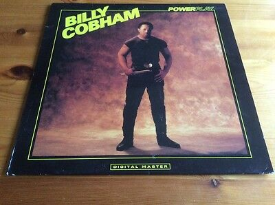 BILLY COBHAM POWER PLAY Listing to Be Completed NOT FINISHED !